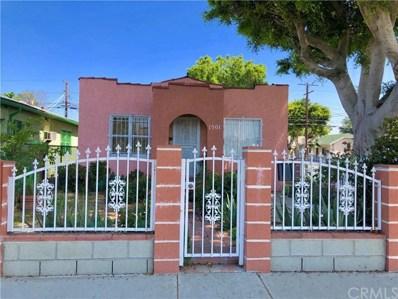 1501 W 60th Place, Los Angeles, CA 90047 - MLS#: DW19163533