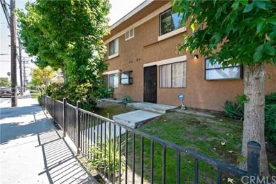 14035 Anderson Street UNIT B, Paramount, CA 90723 - MLS#: DW19163561