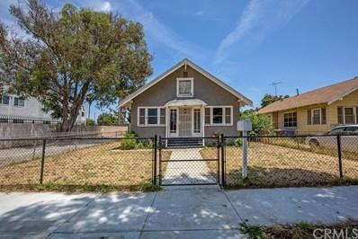1060 Cary Avenue, Wilmington, CA 90744 - MLS#: DW19163686