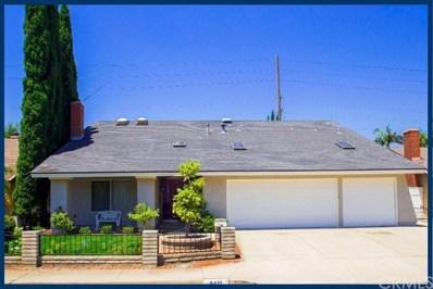 6411 Glendale Drive, Yorba Linda, CA 92886 - MLS#: DW19164563