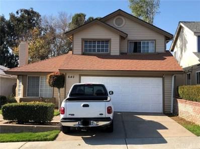 640 N Quince Ave, Rialto, CA 92376 - MLS#: DW19166424