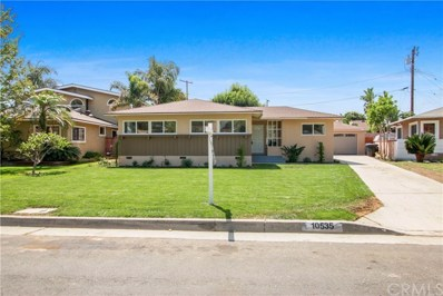 10535 Mohall Lane, Whittier, CA 90604 - MLS#: DW19173301
