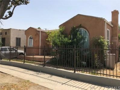 844 W Century Boulevard, Los Angeles, CA 90044 - MLS#: DW19176252