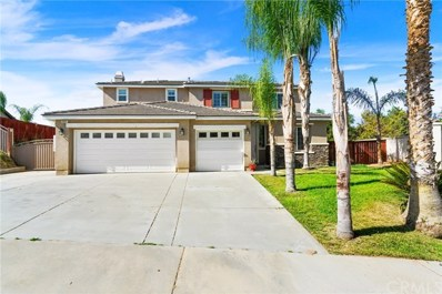 26011 Galt Way, Moreno Valley, CA 92555 - MLS#: DW19179456