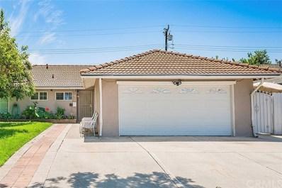2810 W Brook Street, Santa Ana, CA 92704 - MLS#: DW19186176