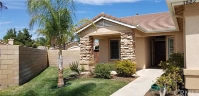 31602 Silex Court, Winchester, CA 92596 - MLS#: DW19186698