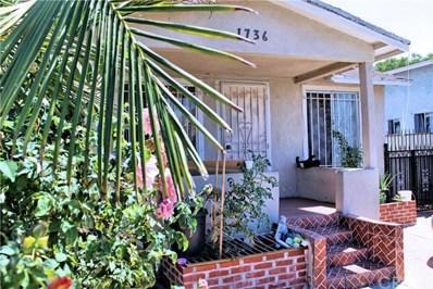 1736 E 106th Street, Los Angeles, CA 90002 - MLS#: DW19188496