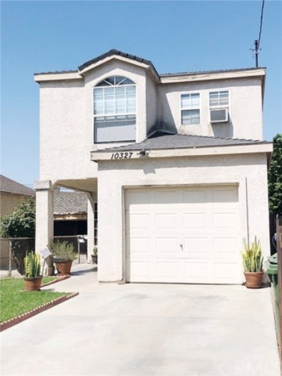 10327 Anzac Avenue, Los Angeles, CA 90002 - MLS#: DW19189894