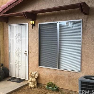 1700 E Avenue Q14 UNIT 15, Palmdale, CA 93550 - MLS#: DW19190632