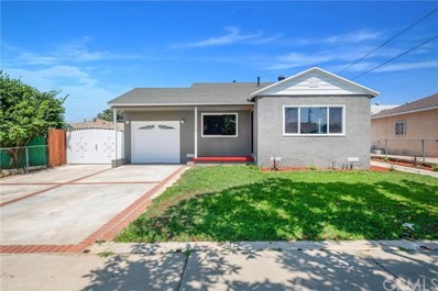 525 W 146th Street, Gardena, CA 90248 - MLS#: DW19194165