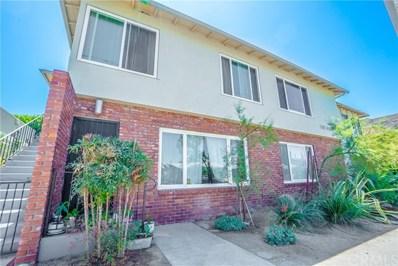 2420 E 4th Street UNIT 5, Long Beach, CA 90814 - MLS#: DW19195276