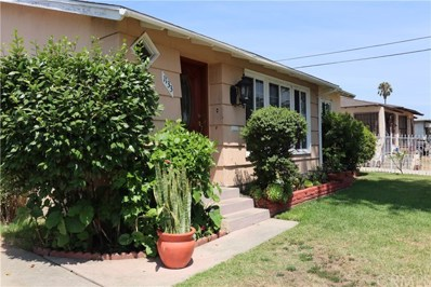 1133 Maxwell Street, Montebello, CA 90640 - MLS#: DW19202333