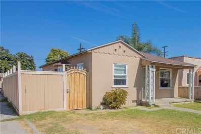 6172 Lewis Avenue, Long Beach, CA 90805 - MLS#: DW19204963