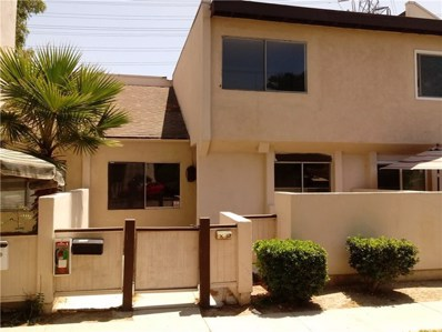 16710 Orange Avenue UNIT K57, Paramount, CA 90723 - MLS#: DW19211701