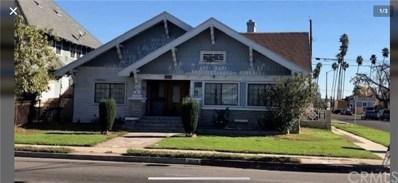 3628 Arlington Avenue, Los Angeles, CA 90018 - MLS#: DW19214312