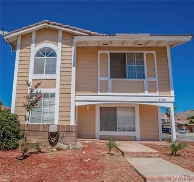 23960 Parkland Avenue, Moreno Valley, CA 92557 - MLS#: DW19215855
