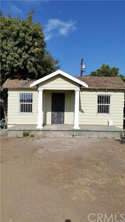 1262 S Record Avenue, Los Angeles, CA 90023 - MLS#: DW19216867