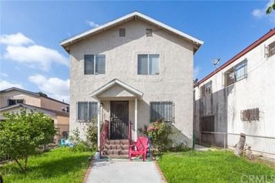 1783 Santa Ana Boulevard, Los Angeles, CA 90002 - MLS#: DW19218708