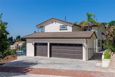 1640 Dorothea Road, La Habra Heights, CA 90631 - MLS#: DW19220807