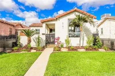 9141 S Halldale Avenue, Los Angeles, CA 90047 - MLS#: DW19220991