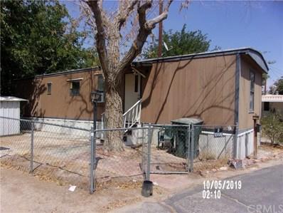 1258 W Rosamond Boulevard UNIT 16, Rosamond, CA 93560 - MLS#: DW19222461