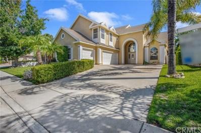 6989 Canosa Place, Rancho Cucamonga, CA 91701 - MLS#: DW19222968