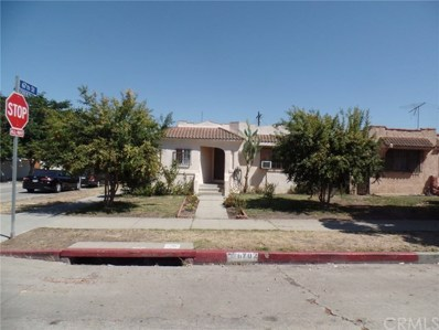 6702 2nd Avenue, Los Angeles, CA 90043 - MLS#: DW19224424