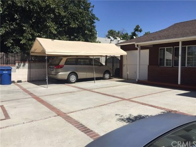 7854 Ben Avenue, North Hollywood, CA 91605 - MLS#: DW19226641