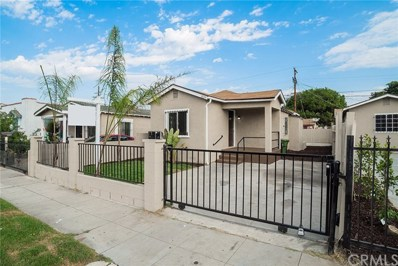1035 W 66th Street, Los Angeles, CA 90044 - MLS#: DW19234569