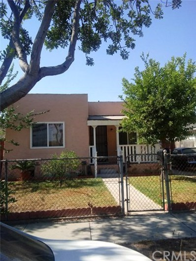 4707 Oak Street, Pico Rivera, CA 90660 - MLS#: DW19240250