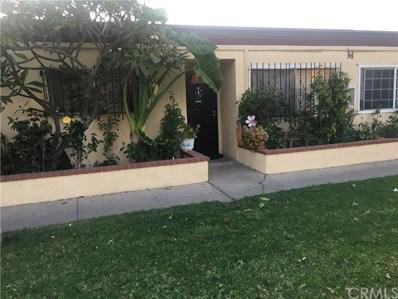 4109 W 5th Street UNIT M2, Santa Ana, CA 92703 - MLS#: DW19242926