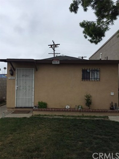 15216 S Avalon Boulevard, Compton, CA 90220 - MLS#: DW19243815