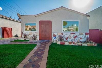 10316 S Denker Avenue, Los Angeles, CA 90047 - MLS#: DW19244465