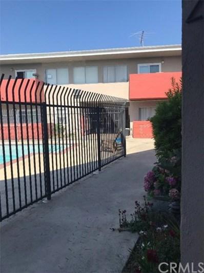 5021 Atlantic Avenue UNIT 49, Long Beach, CA 90805 - MLS#: DW19245580