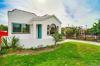 2734 Cudahy Street, Huntington Park, CA 90255 - MLS#: DW19245628