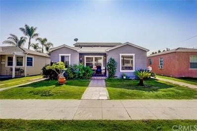 1582 W 31st Street, Long Beach, CA 90810 - MLS#: DW19253315