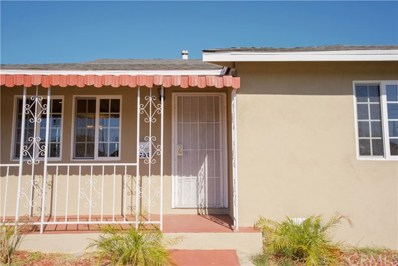 731 W E Street, Wilmington, CA 90744 - MLS#: DW19259748