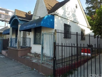1308 Florence, Los Angeles, CA 90044 - MLS#: DW19262091