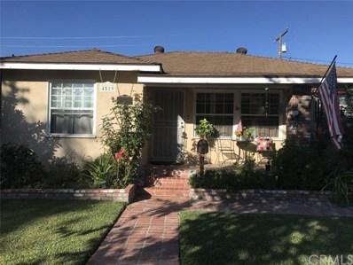 4519 Dunrobin Avenue, Lakewood, CA 90713 - MLS#: DW19266252