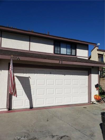 3723 Cogswell Road UNIT A, El Monte, CA 91732 - MLS#: DW19267600