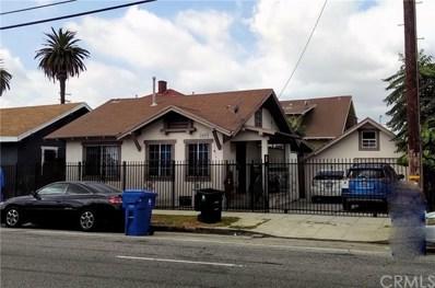 4509 S Hoover Street, Los Angeles, CA 90037 - MLS#: DW19268316