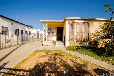 1009 E 73rd Street, Los Angeles, CA 90001 - MLS#: DW19272340