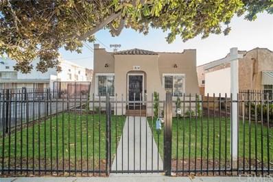 1814 W 65th Place, Los Angeles, CA 90037 - MLS#: DW19274743