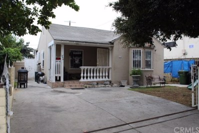 1744 W 65th Street, Los Angeles, CA 90047 - MLS#: DW19274859