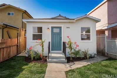 10921 Grape Street, Los Angeles, CA 90059 - MLS#: DW19280026