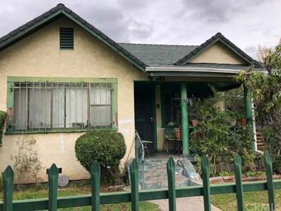 415 E 74th Street, Los Angeles, CA 90003 - MLS#: DW19280352
