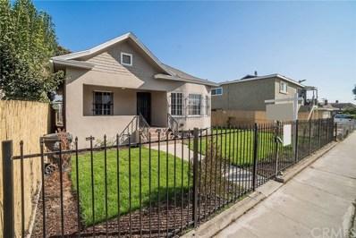 3744 Woodlawn Avenue, Los Angeles, CA 90011 - MLS#: DW19280748