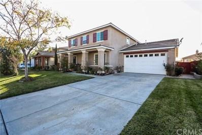 16623 Colt Way, Moreno Valley, CA 92555 - MLS#: DW19283745
