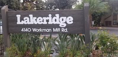 4140 Workman Mill Rd Road UNIT 45, Whittier, CA 90601 - MLS#: DW19285598