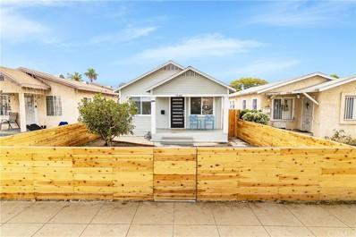 1542 W 58th Place, Los Angeles, CA 90044 - MLS#: DW19286342
